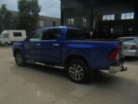 Toyota Hilux 2.4TD AUTOMATIC INVINCIBLE