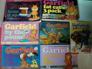 Garfield comic book lot of 7 $15