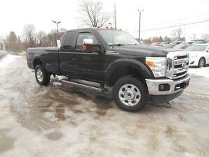 2014 Ford F-250 SD XLT SuperCab Long Bed 4WD Peterborough Peterborough Area image 8