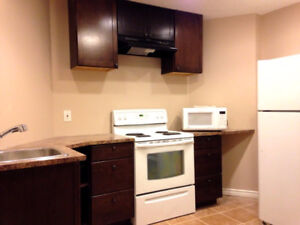 NEW One bedroom basement separate entrance