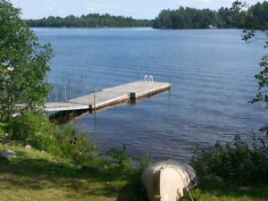 French River  cottage rental