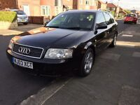 Audi A6 Tdi deisel new 12 months mot 1195cheep Px considered