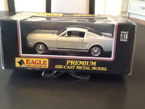 1966 Ford Mustang fastback Shelby model car