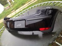 Corsa c 2005 facelift rear bumper in black z20r 07594145438