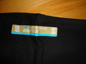 Women's Merona black denim jeans pants Size 6S New with tags London Ontario image 2