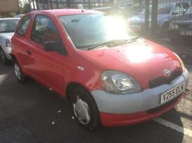 Toyota Yaris 1.0 16v VVTi s 1999 v Reg 1 previous owner 90000 miles