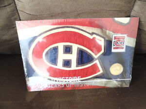 Montreal Canadiens Coin & Stamp Set (Brand New)