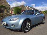 2008 MAZDA MX-5 1.8 NISEKO SOFT TOP BLUE