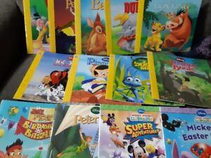 Disney Book Collection (13)