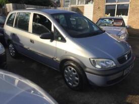 Vauxhall/Opel Zafira 1.6i 16v 2003MY Club