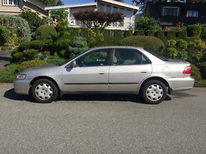 1999 Honda Accord  ***VTEC *** SERVICE RECORDS***
