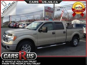 2009 Ford F-150 XLT, 5.4L, NEW SAFETY!!