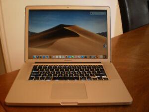 """MacBook Pro 6.2, i7, 15"""", A1286"""