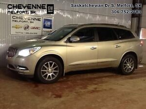 2013 Buick Enclave Leather  *LOW MILEAGE*REAR PARK ASSIST*BACKUP