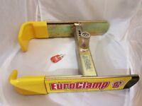Caravan Wheel Clamp Bulldog Euroclamp
