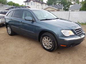2007 Chrysler Pacifica--- DVD---LEATHER---SUNROOF---NO ACCIDENTS