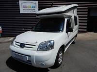 Auto Sleeper Mezan LL 2 Berth Pop-Top Campervan/Motorhome For Sale