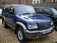 ISUZU TROOPER LWB DT INSIGNIA 2005 Diesel Automatic in Blue
