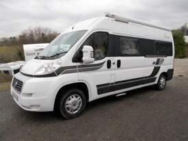 Swift Mondial RL High Top 2 Berth Motorhome, Rear Lounge + Full Awning/Enclosure