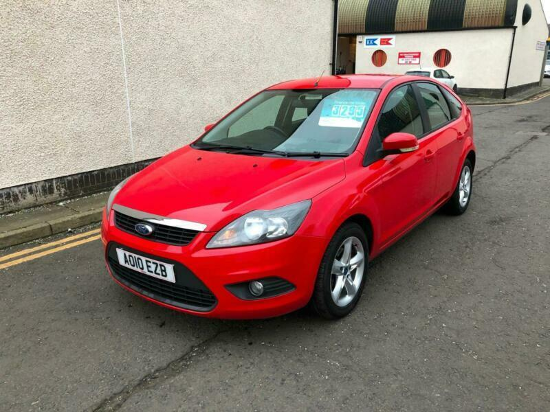 Ford Focus 1 6 Sel 10 Reg 20 Tax 65 Mpg Excellent Condition 99 A Month