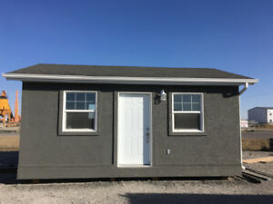 BRAND NEW - Self Contained Portable Living & Office Unit
