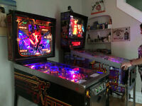 Bally's Vector . Looking to trade for other 80's pinball