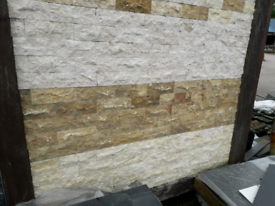 Natural Stone brick face cladding and more