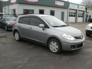 2011 Nissan Versa Base: 4 Cylinder, 5 Speed, Drives Great!