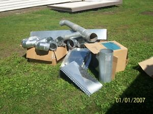 Heat Ducting Supplies Prince George British Columbia image 1
