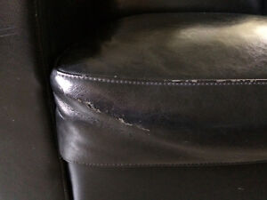 Leather chairs Cornwall Ontario image 2