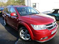 2010 DODGE JOURNEY CRD RT 7 SEATER MPV (MULTI-PURPOSE VEHICLE) DIESEL