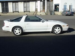 1992 Toyota Supra Turbo Targa 5 Speed Convertible RWD RARE