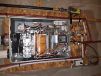 Furnace repair and tune up