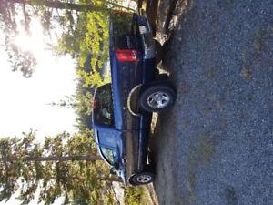 2002 Dodge Ram 1500 Quad cab 2 wheel drive