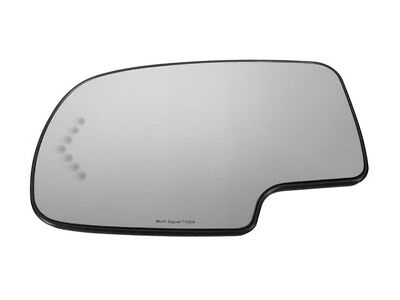 For Tahoe Suburban Avalanche Escalade Yukon 03 - 06 Mirror Glass Heat Signal LH