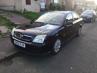 Vauxhall Vectra 2.0 dti 2003 . towbar.