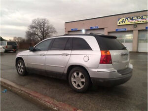 2006 Chrysler Pacifica Touring 6 seat SUV, Crossover