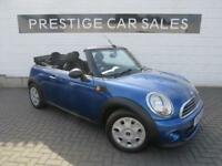 2012 MINI Convertible 1.6 One (Salt) 2dr Petrol blue Manual
