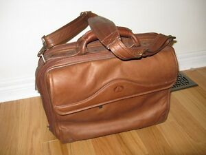 Genuine Leather Portfolio Bag for Sale