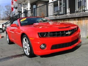 2011 Chevrolet Camaro SS LS3 / 6.2L V8 / 6 spd manual / RWD