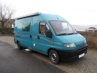 ADRIA DUO, 2 BERTH, BLOWN AIR HEATING, SHOWER, SOLAR PANEL, LHD