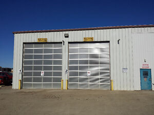 FOR RENT - 40' x 84' Shop Bay - Lloydminster