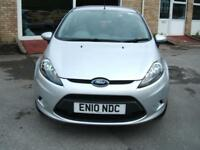 2010 Ford Fiesta 1.6TDCi Econetic 5d **ZERO TAX**