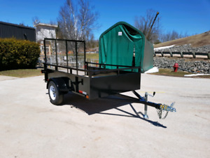 New Utility Trailers 3500lbs Axle