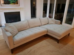 Freedom Marley Modular Chaise Sofa