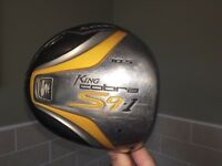 King Cobra S9.1 10.5* driver Aldila Dvs-HL 55-Stiff shaft