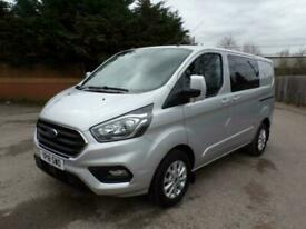 Ford Transit Custom 300 LIMITED DCIV L1 H1