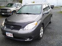 2008 Toyota Matrix XR Wagon