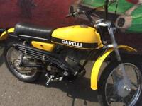 Garelli KL50 Cross 1972