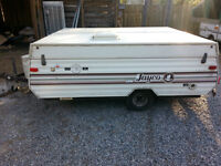 EXCELLENT CONDITION BARELY USED JAYCO 806 CAMPER